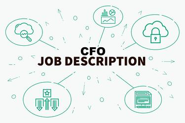 CFO job description