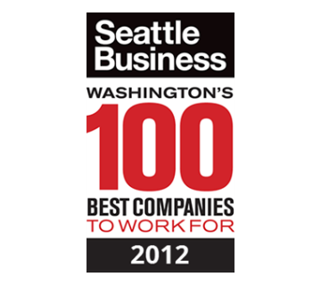 Washington's 100 Best Companies to Work For