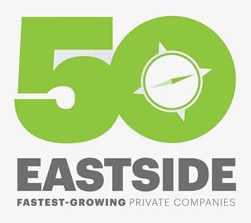 eastside fastest growing companies