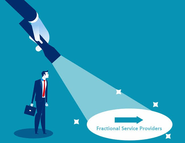 A Practical Guide to Fractional Service Providers