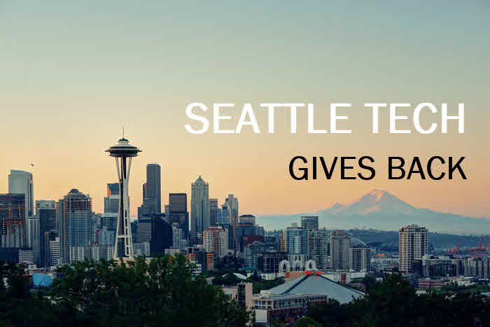 Seattle Tech Gives Back 2019