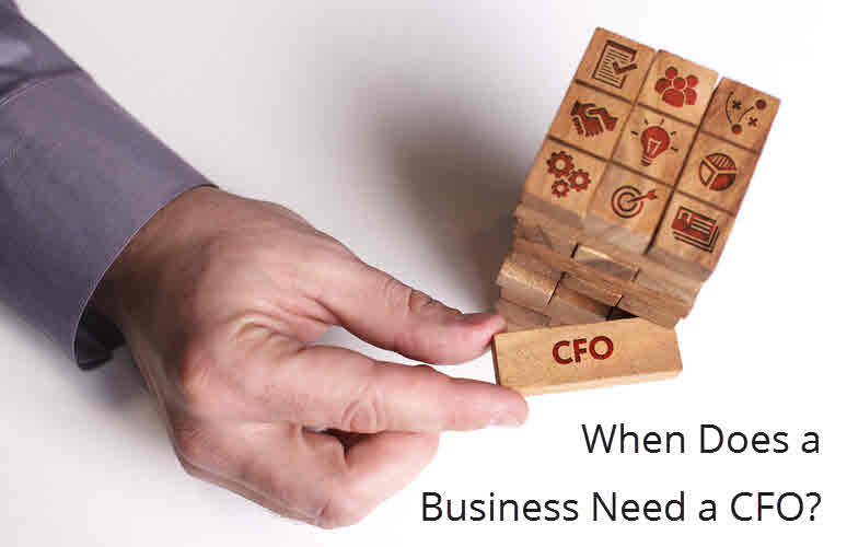 When Does a Business Need a CFO?