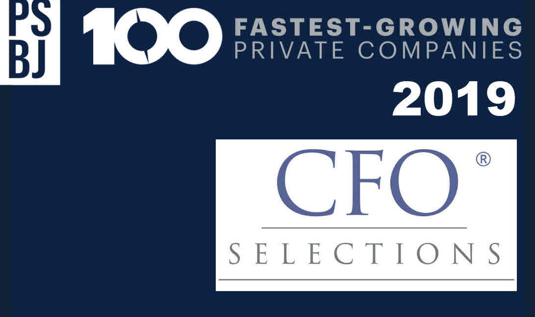 CFO Selections Recognized on the 100 Fastest-Growing Private Companies 2019