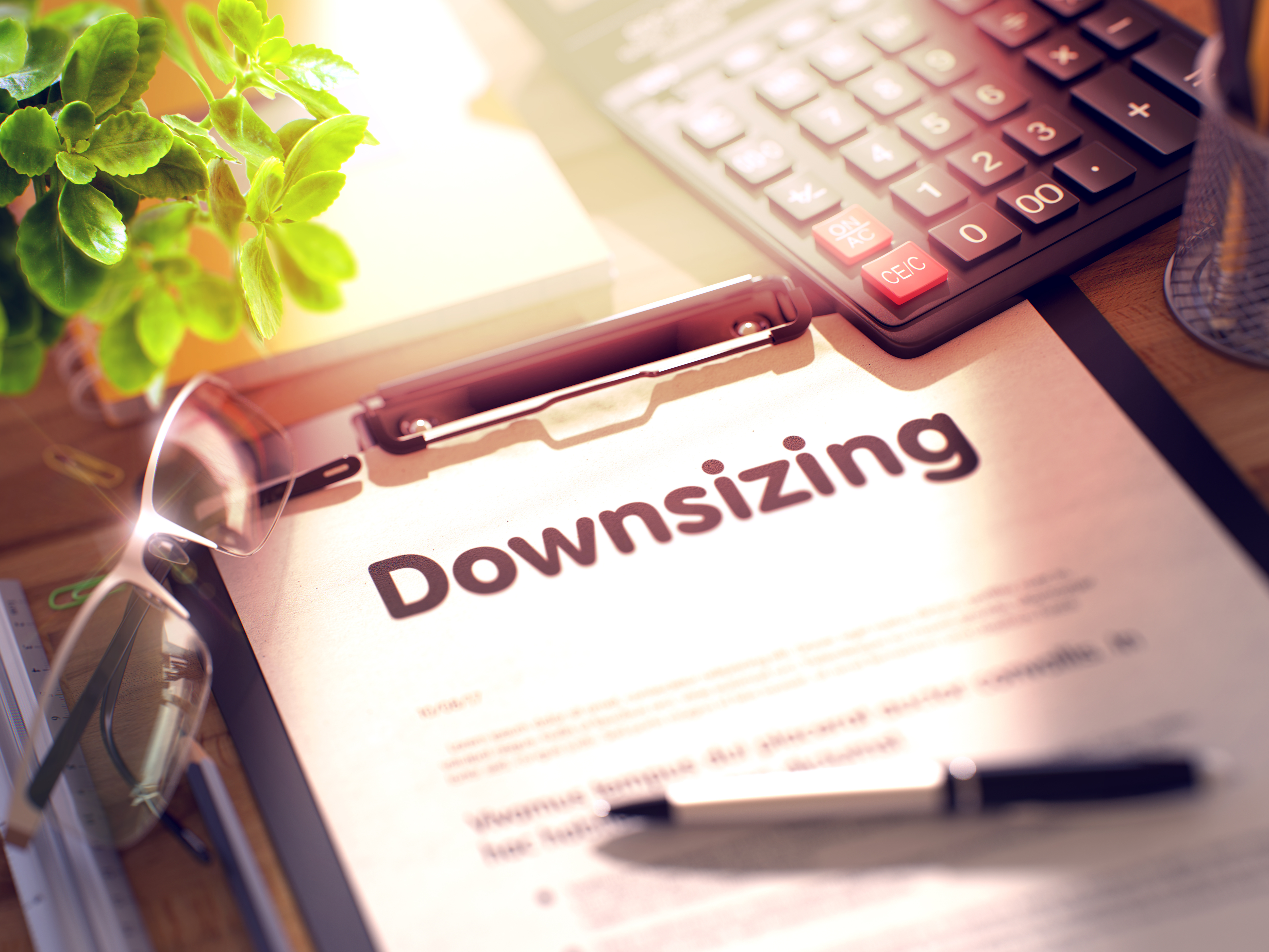 Is It Time to Downsize Your Business?